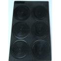 R950 bandages d'adhérence pour roues AMF