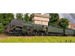 E153 kit 2-231C 3.1200 Super Pacific Nord et SNCF