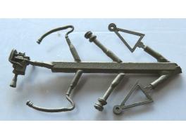 A403 injecteurs et supports accouplements