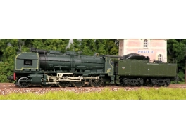 E103 kit 2-140A tender 37A SNCF