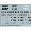 Y7100/7400 SNCF Model Loco