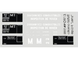 Déco citerne M/MT   Lens   Combustible