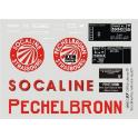 Déco citerne Pechebronn/Socaline AL et SNCF