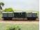 K121  Truck à bagages Nord châssis bois