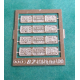 4 plaques constructeur pour CC65000 ou 060DB
