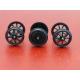 1 essieu à roues pleines pour wagon RP25/cde88