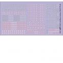 Chiffres+lettres+macarons+indices de régions