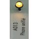 4 phares unifiés fonctionnels rouge type Marchal