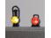 4 lanternes anciennes fonctionnelles blanche