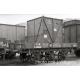 K254 Wagons plat à 3 essieux Nzo PLM en kit
