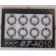 A010 8 cerclages de phares