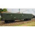 K129  Fourgon modernisé Est  - Romilly -