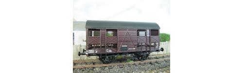 Wagons de marchandises