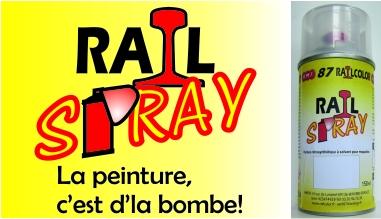 Railspray